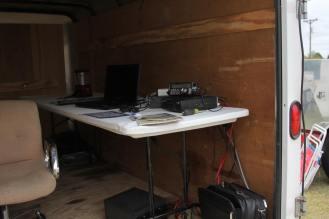 W5RAW's Field Day shack