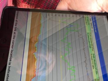 """radiomobile"" propagation simulation screen"