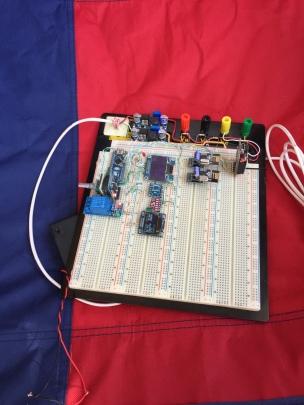 KB5IAS and Arduino mast pressure sensor project