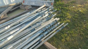 Rohn push-up poles