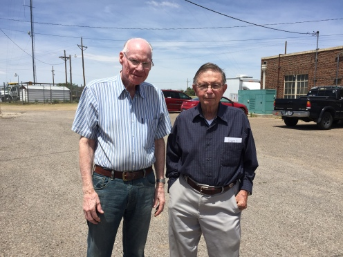 Charles W5YFT and John KD5AZO