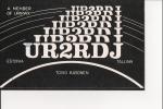 UR2RDJ Front