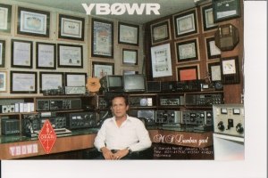 YB0WR Front